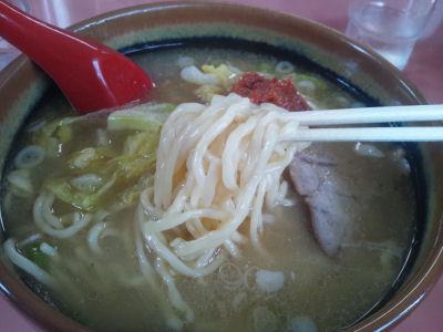 龍上海から味噌麺