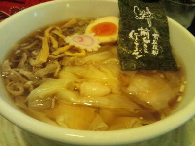 新旬屋麺ワンタン
