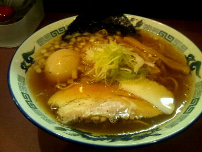 麺藤田ラーメン