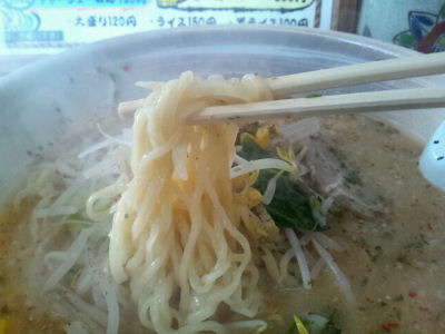 ビックラーメン味噌麺
