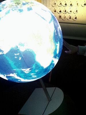 仙台天文台地球