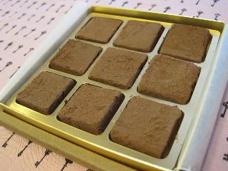 生チョコラ