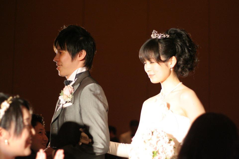 結婚式写真①
