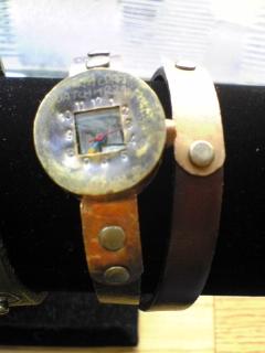 手作り時計2重巻き1