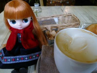 Cafe shibaken♪