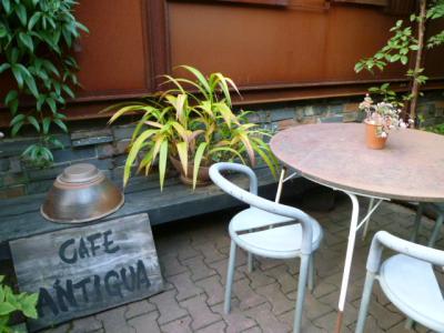 カフェ&ギャラリー アンティグア♪