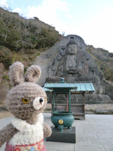 鋸山・日本寺♪