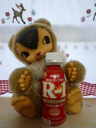 R-1乳酸菌♪