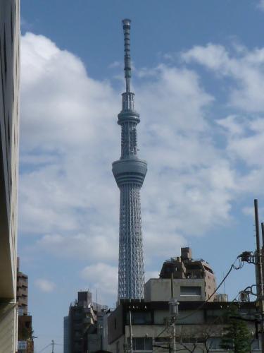 東京スカイツリー♪