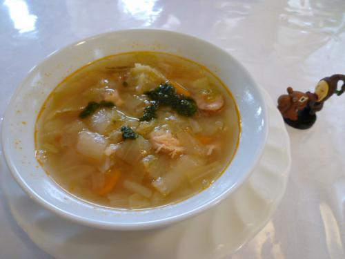 ランチスープ♪