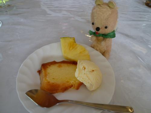 デザート♪