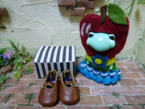 LuLuさまのお靴♪