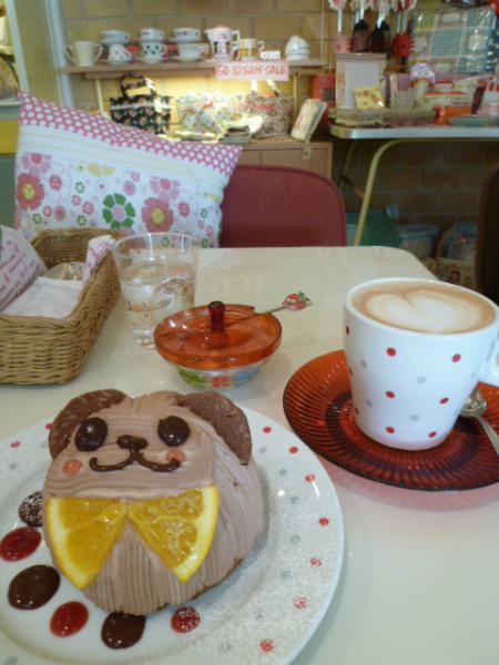 チョコホリックカフェ♪
