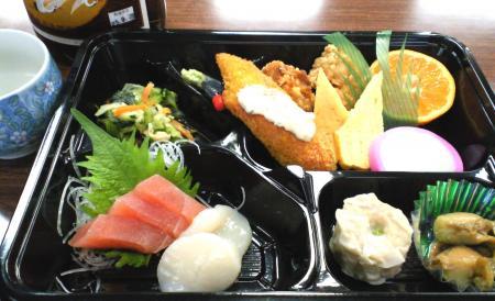 新年会お料理(26.1.12)