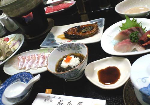 夕食お料理(26.1.11)
