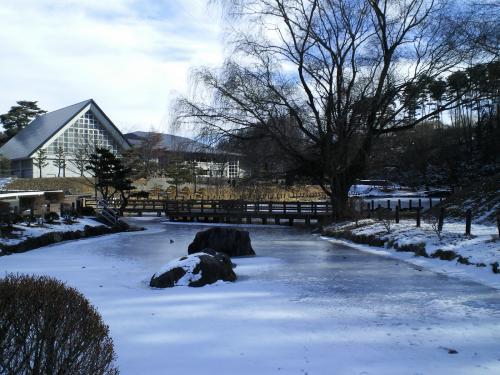 小諸市乙女湖公園(26.1.24)