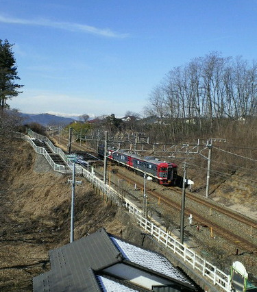 小海線乙女駅(26.1.24)