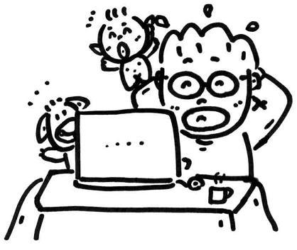 my パソコンくん!