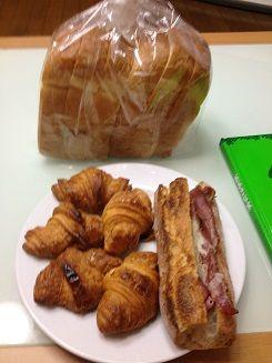 東京土産のパン