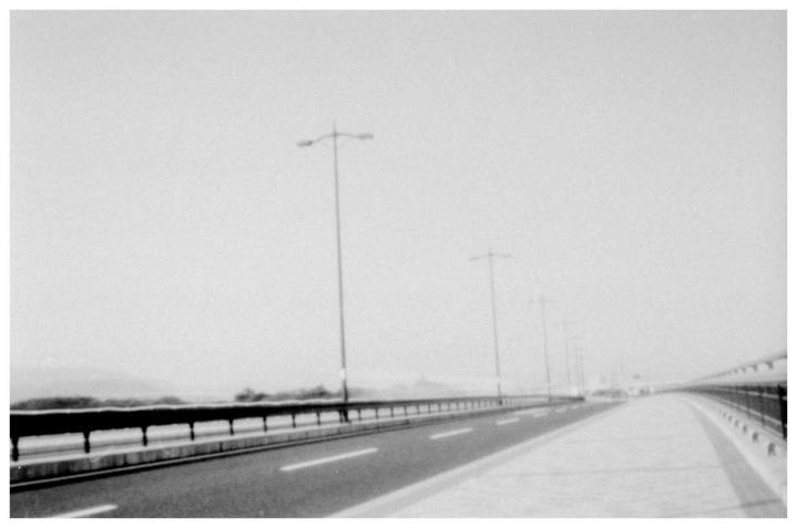 ピンホール的な御幸橋