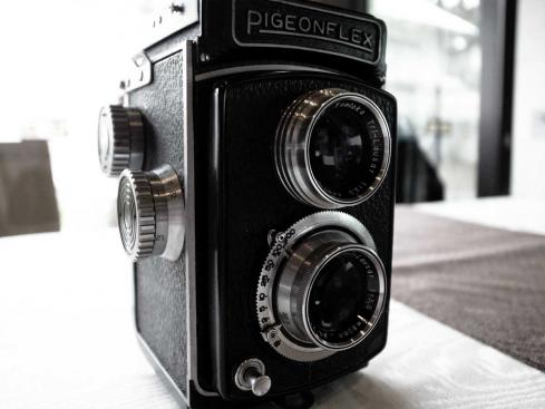 ピジョンフレックス カメラ本体
