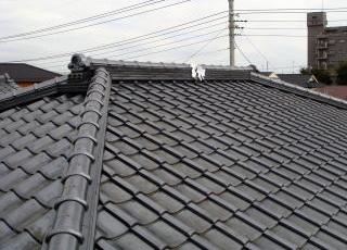 山倉工業_三州陶器瓦