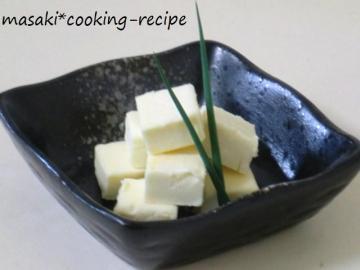 120112クリームチーズの酒粕漬け