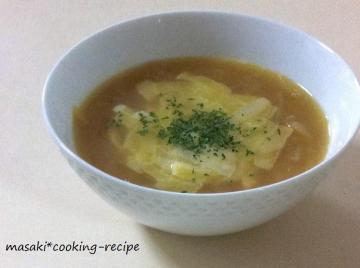 ★121022オニオングラタン風スープ