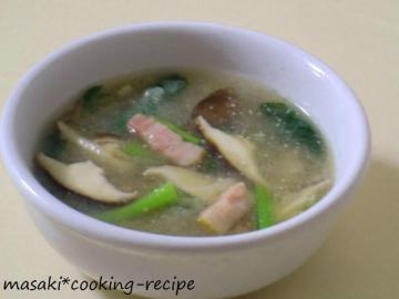★121109かぶのとろみスープ
