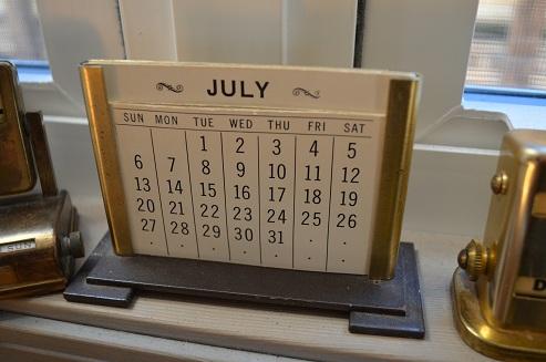 お気に入りカレンダー