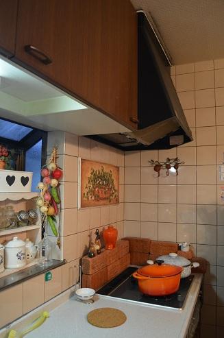 実家キッチン