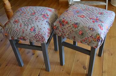 IKEA椅子スツール