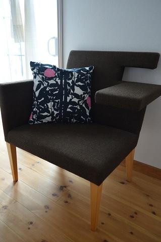 設計した椅子