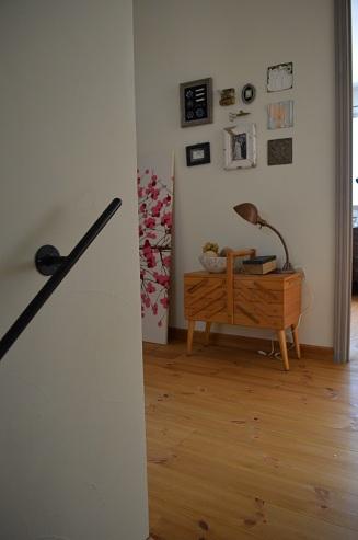 2階廊下after