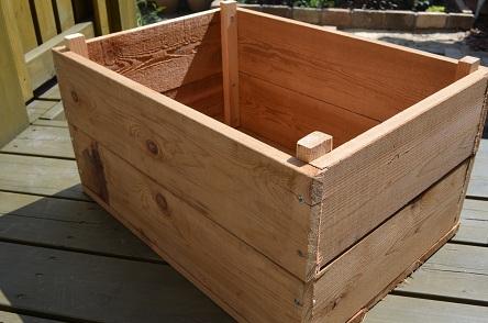 ポテトボックス組み立て完成