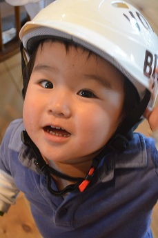 ヘルメットリメイク2