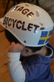 ヘルメットリメイク3