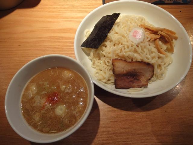 つけ麺 新味