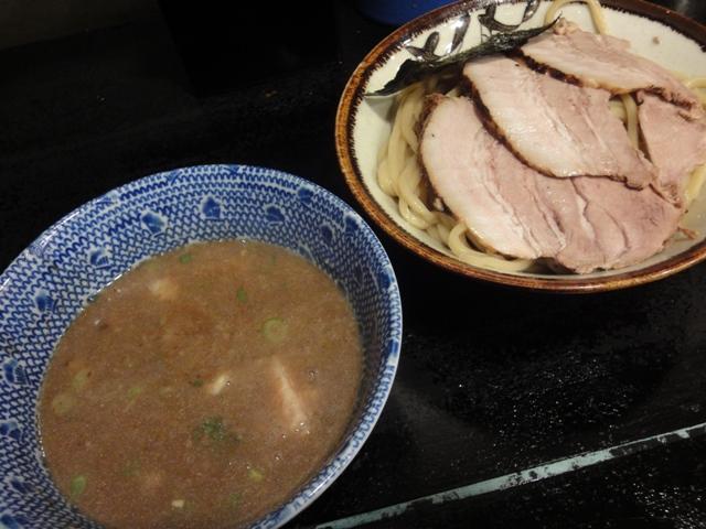 豚骨つけ麺
