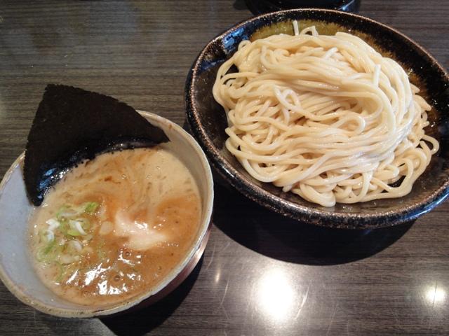 つけ麺 3玉