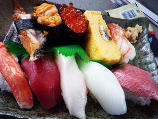 きときと寿司特上