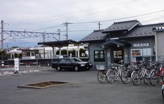JR国母駅