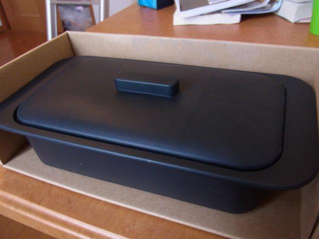 あいかわらず無印製品はシンプル&スタイリッシュなおももち。viv社の製品の色違いバージョンらしい シリコンスチーマー ...
