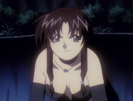 異次元の世界エルハザード ファトラ・ヴェーナスの胸裸エロ衣装60