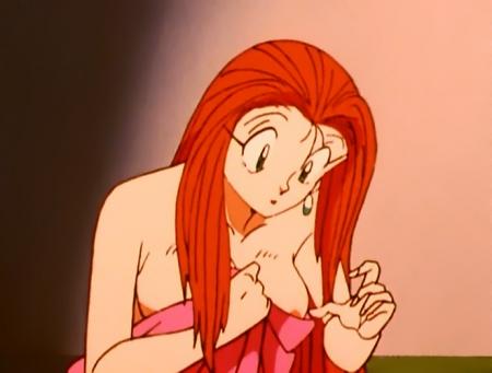 GS美神 令子の胸裸乳首33