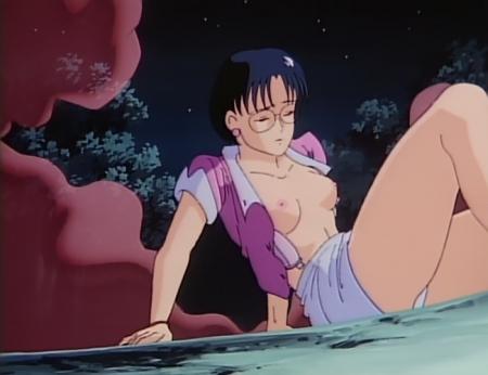 鬼切丸 山口治美の集団レイプシーン胸裸パンツ乳首23