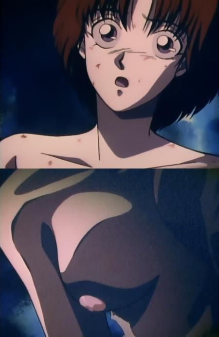 鬼切丸 成瀬萠子の胸裸乳首9