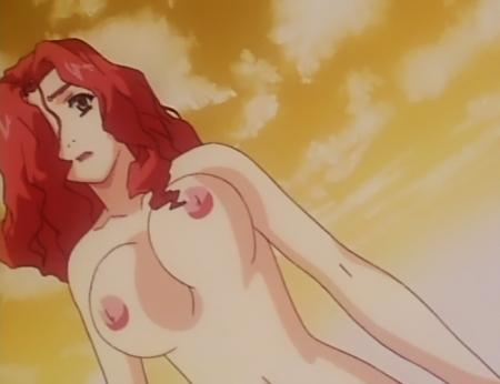 銀装騎攻オーディアン 鎬臣麗子の胸裸乳首71