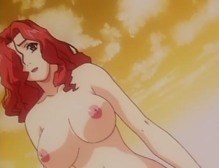 銀装騎攻オーディアン 鎬臣麗子の胸裸乳首72