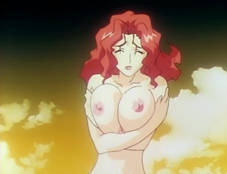 銀装騎攻オーディアン 鎬臣麗子の胸裸乳首76